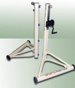 професионални алуминиеви стойки за тенис