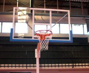 Баскетболен кош от висок клас
