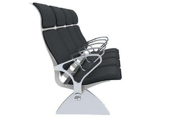 Луксозни тапицирани столове от висок клас за болници