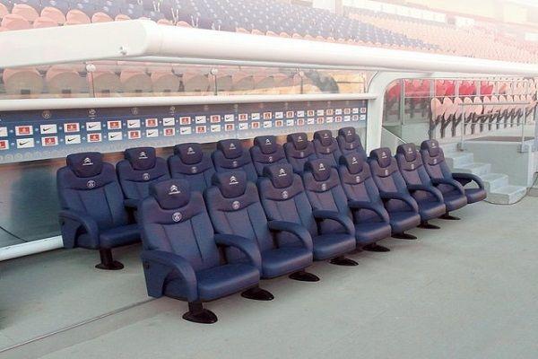 Кожени столове от висок клас за стадиони