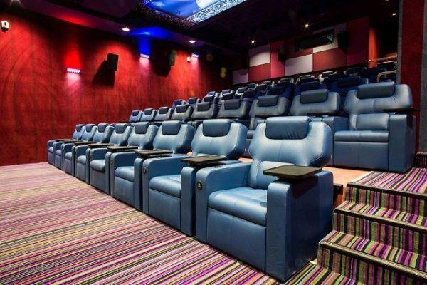 Луксозни столове, кресла за киносалон от висок клас