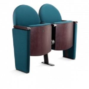 Тапицирани шумопоглъщащи столове за театър