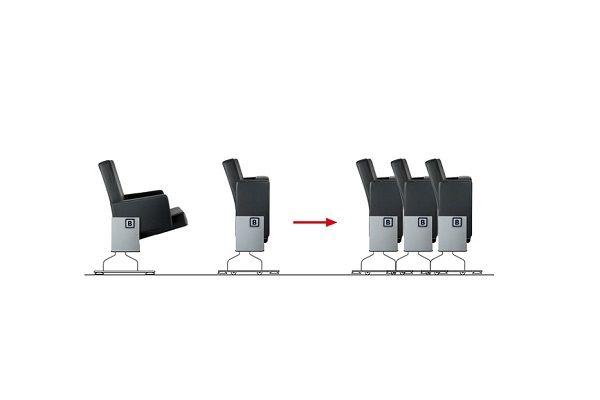 тапицирани столове от висок клас