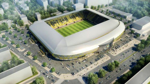 Прекратяват концесията на стадион Христо Ботев в Пловдив