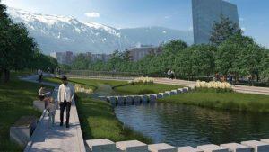 Проект за парк в квартал Манастирски ливади изток